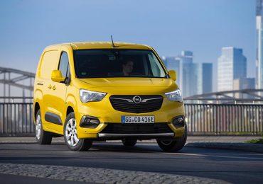 Електрифікація продовжується: Opel представив електричну версію фургону Combo-e