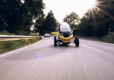 Електричний квадроцикл Triggo EV показав свої можливості. Відео