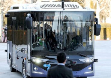 У Турції успішно протестовано перший вітчизняний безпілотний електробус
