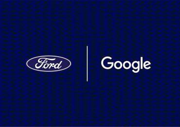 Google і Ford об'єднуються в рамках шестирічного партнерства