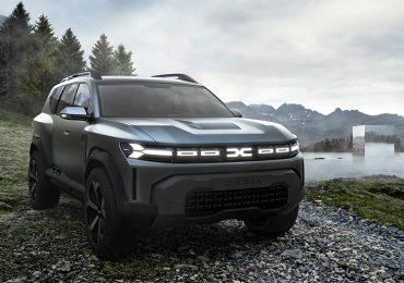 Концепт кросовера нового покоління від Dacia