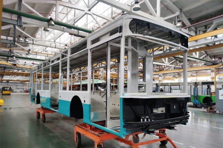 19 нових тролейбусів «Богдан Т70117» перевозитимуть пасажирів у місті Суми
