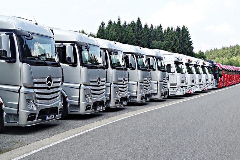 901 комерційний автомобіль поповнив автопарки українських підприємств у січні