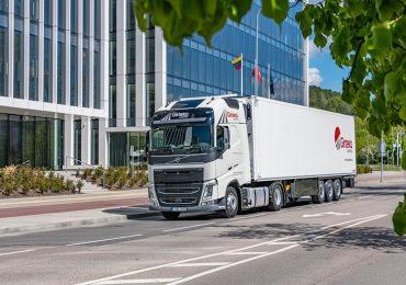 Girteka Logistics закуповує 2000 вантажівок Volvo FH останнього покоління