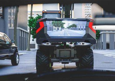 Volvo CE представила концепт 100% електричного 14-тонного екскаватора з «телевізором» в задній частині