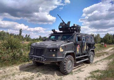 Для потреб ЗСУ створено броньовану бойову машину «Козак-2М1»
