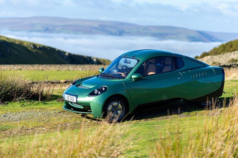 Siemens оголосила про плани запуску у Британії виробництва автомобілів на водневих паливних елементах