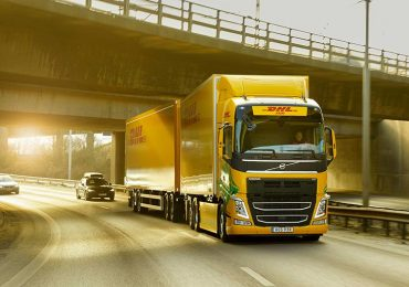 DHL і Volvo Trucks починають випробування електровантажівок в Європі
