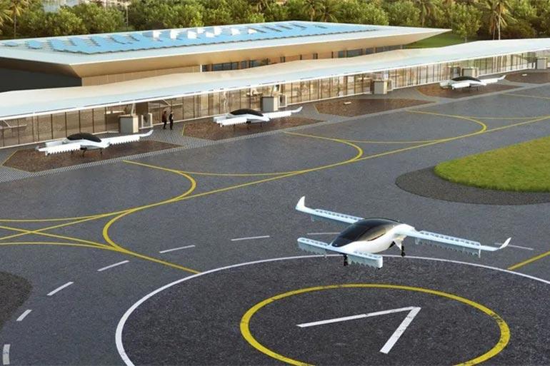 У Флориді за 2021 рік збудують 10 портів для летючих таксі