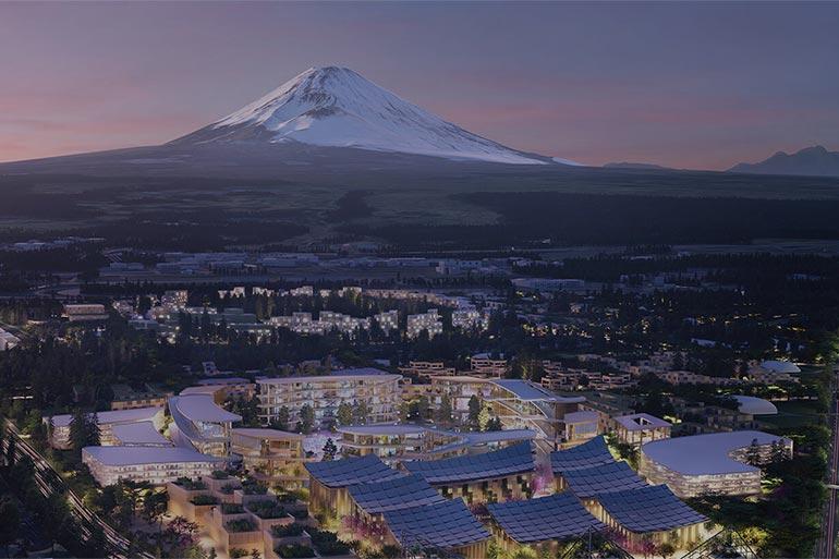 Toyota розпочала будівництво Woven City — розумного міста майбутнього