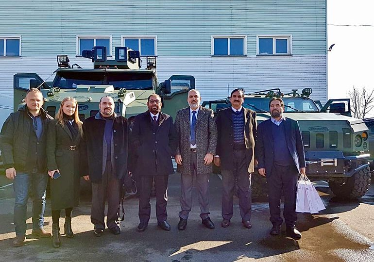 Військовою технікою та озброєнням від «Української бронетехніки» зацікавилися силові відомства Афганістану