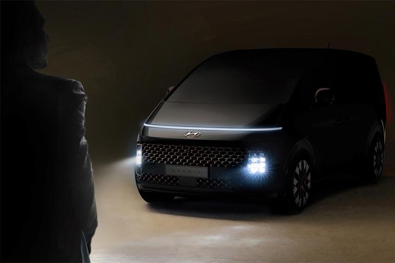 Дебют нової, ідеальної для бізнесу та сімейного використання, моделі Hyundai — Staria