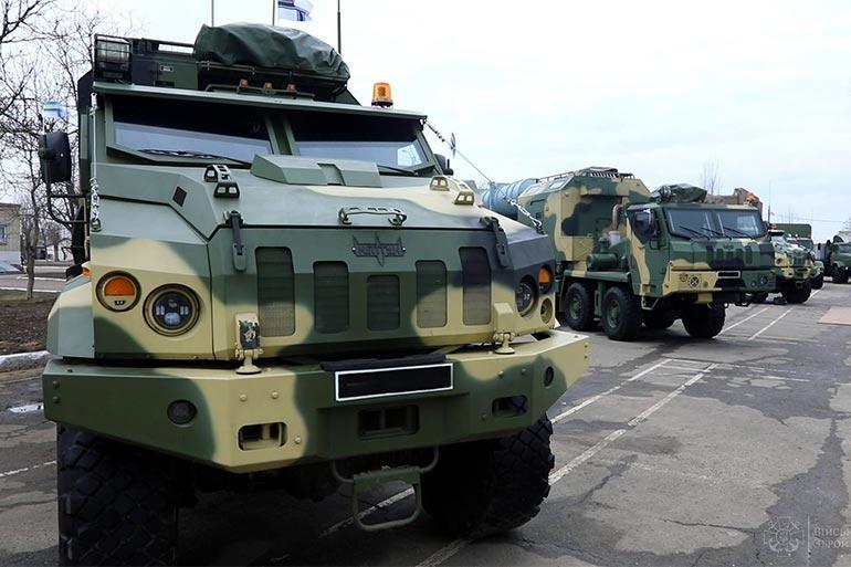 ВМС України отримали дослідні зразки ракетного комплексу «Нептун»