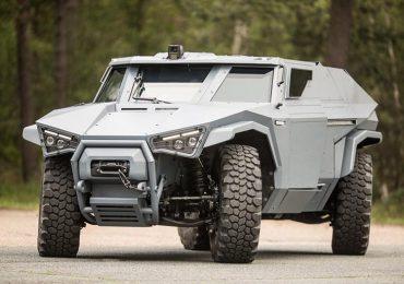 Французька компанія Arquus виводить на ринок свій проєкт — бронемашину Scarabée