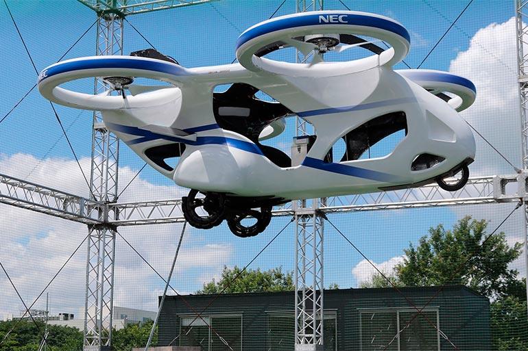 В Японії відкривається офіс для інтеграції роботи в створенні летючих автомобілів
