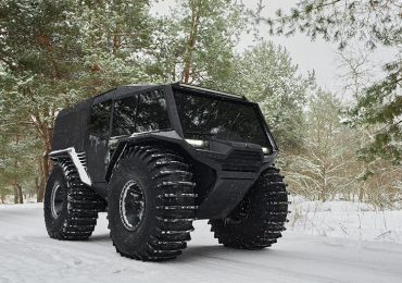 Розробники з Дніпра представили новий всюдихід Atlas ATV. Вражаючі відео