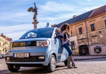 Електромобіль FreZe вартістю менше 10 тисяч доларів презентовано у Європі