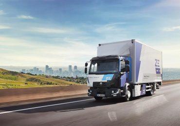 Renault Trucks з 2023 року розпочинає продаж лінійки електричних вантажівок для всіх сегментів перевезень