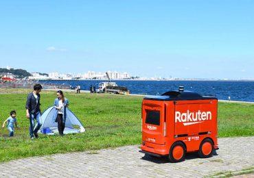 Японія: кур'єри для доставки онлайн замовлень стануть непотрібні, їх замінить автономний автомобіль