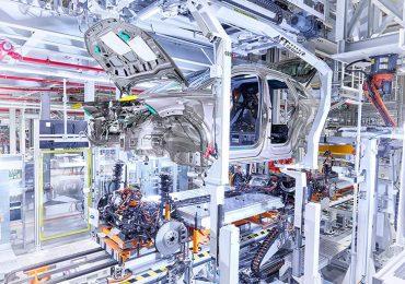 Розпочато виробництво електромобілів Audi Q4 e-tron