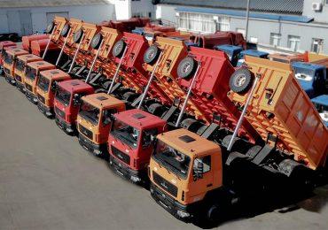 «Велике будівництво» як основний драйвер ринку вантажної комерційної техніки. Підсумки березня 2021 року