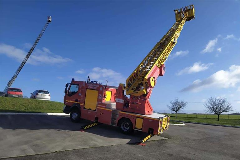 В Україні локалізують виробництво 370 французьких інженерно-рятувальних машин для ДСНС