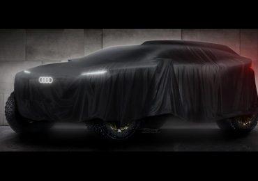 Audi готує повністю електричний автомобіль для участі у ралі Дакар