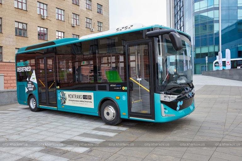 Харків запустить спільне з турецькою компанією виробництво автобусів