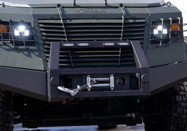 У НВО «Практика» триває розробка бронеавтомобіля «Козак-7»
