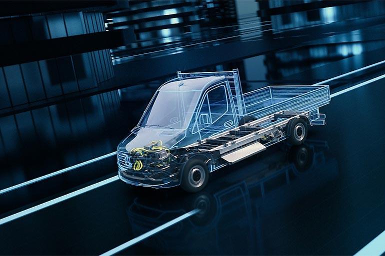 Mercedes-Benz буде випускати eSprinter на трьох заводах