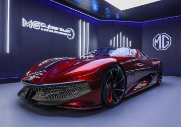 Новий електрокар MG Cyberster для молодих і зухвалих: високотехнологічний та  потужний