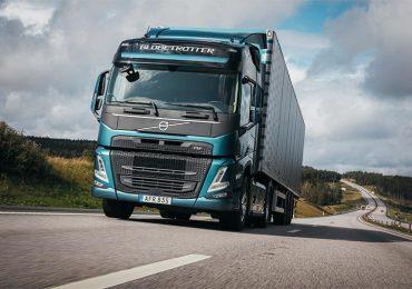 Нова вантажівка Volvo FM отримала престижну нагороду Red Dot Award 2021