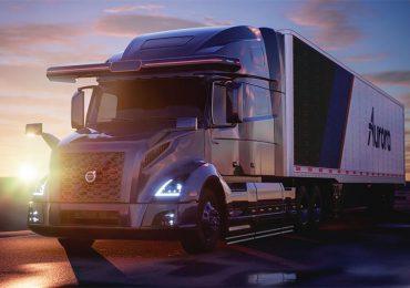 Volvo й Aurora прискорять розробку безпілотних вантажівок