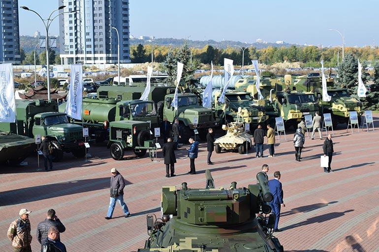 Виставки «Зброя та Безпека», «Авіасвіт» та «Технології захисту/ПожТех» переносяться на червень