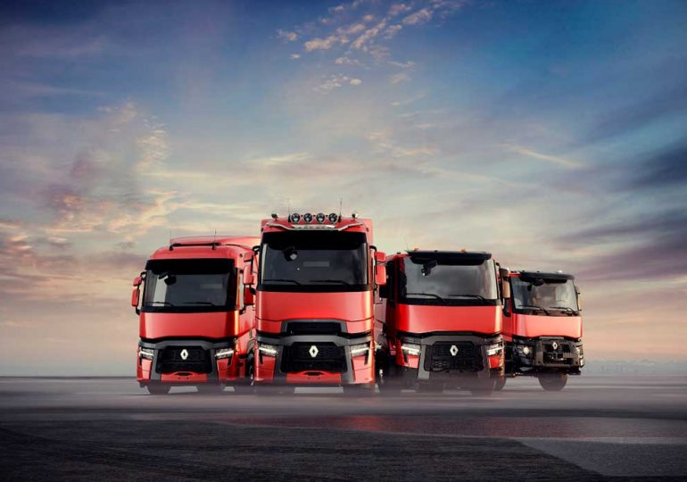 Renault Trucks анонсує найважливіші зміни у новому поколінні вантажівок T, T High, C та K 2021 року