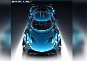 Представлено тізер нового електромобіля Elektron Quasar, а старт його виробництва відбудеться у 2023 році