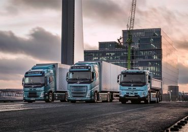 Volvo Trucks у 2021 році розпочне продажі електровантажівок серій FH, FM та FMX