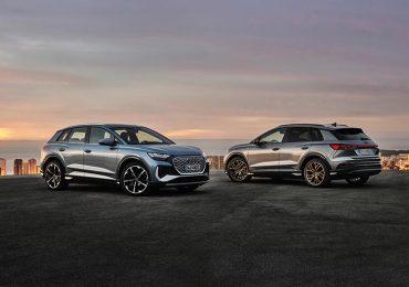 Audi представила електричні кросовери Audi Q4 e-tron і Q4 e-tron Sportback