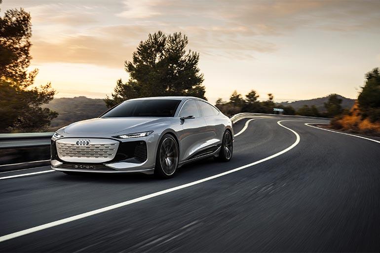 Концепт Audi A6 e-tron — наступна революція у сфері електромобілів