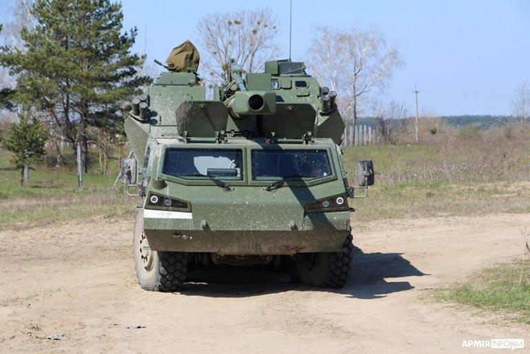 DANA-M2 вже проходить випробування в Україні. Відео