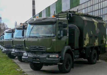 ЗСУ комплектуються автомобілями марки Renault Trucks?!