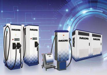 DAF представляє зарядні станції для електромобілів