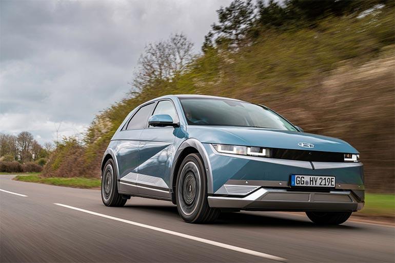 Електромобіль Hyundai IONIQ 5 отримав премію Top Gear Electric 2021