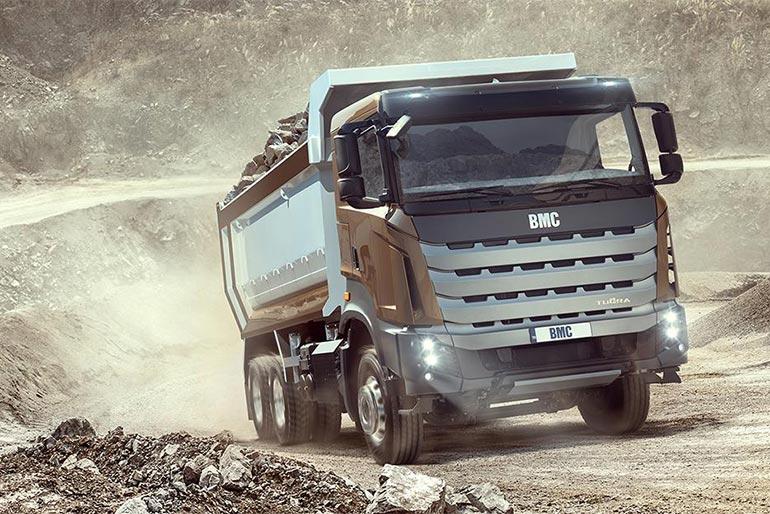 В Україні з'явився новий бренд вантажної техніки — BMC