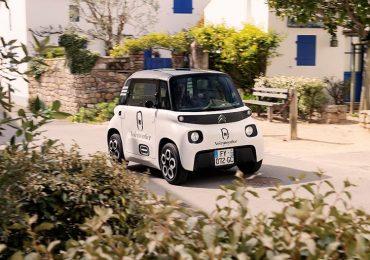 Citroën MY AMI CARGO —  новий компактний комерційний електромобіль