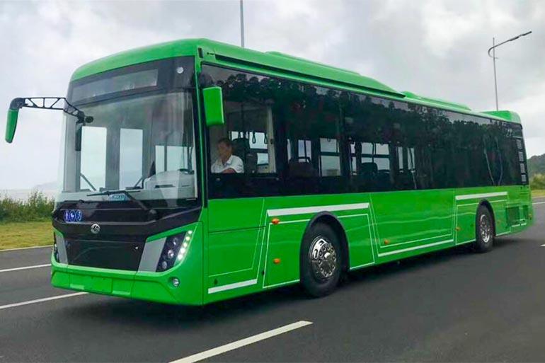Корпорація «Богдан» розглядає перспективний проект міського електробуса