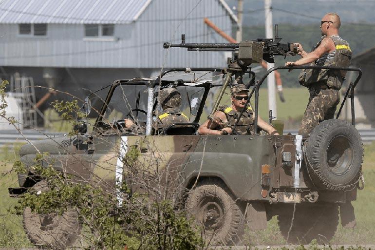 Для потреб ЗСУ розроблять новий армійський джип