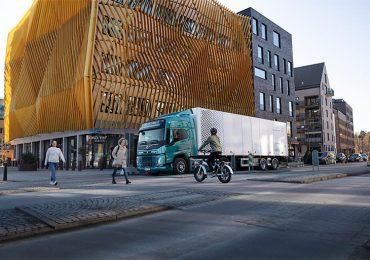 Volvo Trucks оснащує свої електричні вантажівки акустичною системою з унікальними звуками