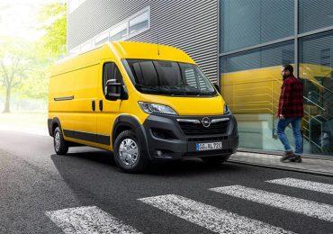 Чим вразять клієнтів нові фургони Opel Movano й Opel Movano-e?