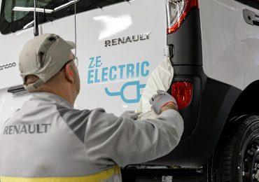 Renault Group переводить частину своїх підприємств виключно під виробництво електромобілів